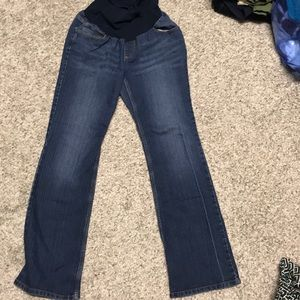Motherhood Maternity Jeans Size Medium